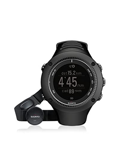 Suunto Reloj Ambit2 R Black Hr Negro