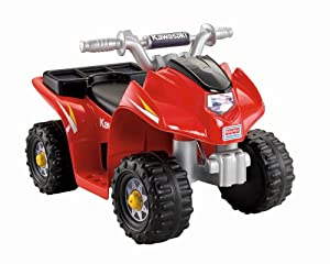 Fisher-Price Power Wheels Lil' Kawasaki from Fisher-Price