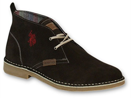 us-polo-chaussure-montante-us-polo-amadeus6-must-marron-42
