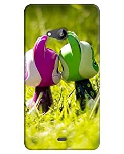 Microsoft Lumia 535 Back Cover By FurnishFantasy