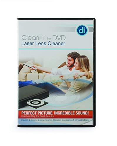 Digital Innovations 4190200 CleanDr for DVD Laser Lens Cleaner (Psp Laser Cleaner compare prices)