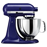 KitchenAid KSM150PSBU Artisan 5-Quart Stand Mixer, Cobalt Blueby KitchenAid