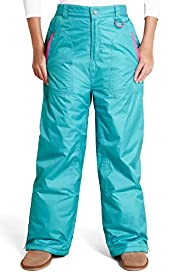 Contrast Piping Ski Trousers with Stormwear&#8482; & Thinsulate&#8482;