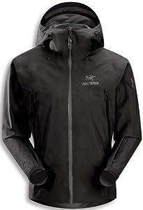 始祖鸟全天候防水冲锋衣男款Arc'teryx Beta LT Jacket 认证第三方黑$399.2