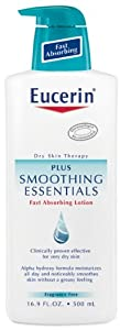 Eucerin Body Smoothing Essentials Body Lotion 4.2 oz.