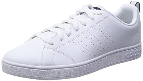 [アディダス] adidas スニーカー VALCLEAN F76598 F76598 (ランニングホワイト/ランニングホワイト/カレッジネイビー/26.0)