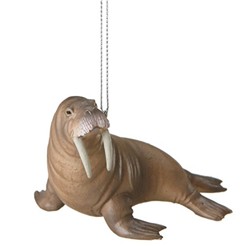 Walrus Ornament