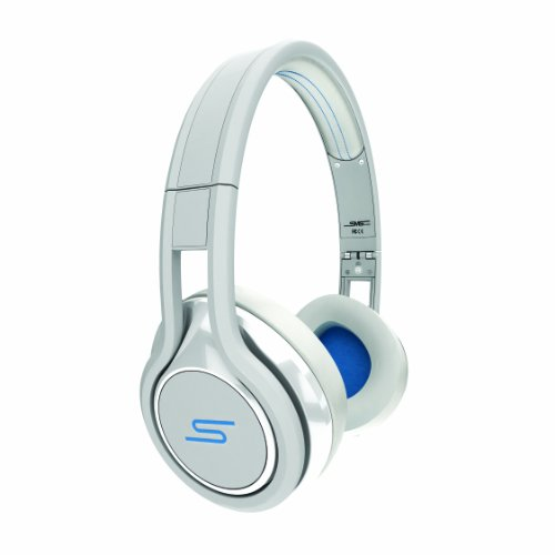 SMS STREET by 50 Cent Headphones (White)