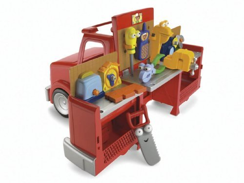 Fisher-Price Manny's Transforming Tool Truck