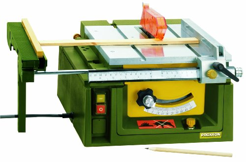Find Bargain Proxxon 37070 FET Table Saw