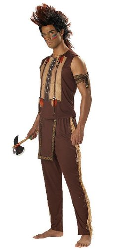 Noble Warrior - Male Indian Costume