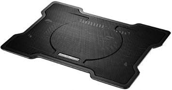 Cooler Master NotePal X-Slim Ultra-Slim Laptop Cooling Pad with 160mm Fan (R9-NBC-XSLI-GP)