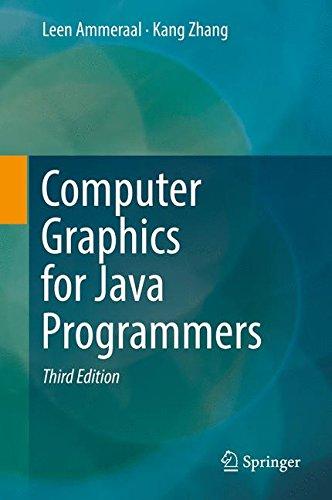 Computer Graphics for Java Programmers [Ammeraal, Leen - Zhang, Kang] (Tapa Dura)