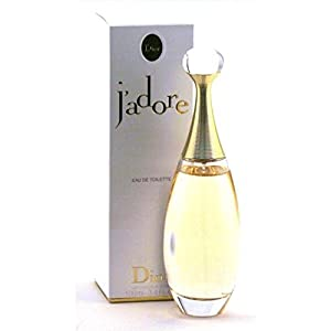Jadore By Christian Dior For Women. Eau De Toilette Spray 3.4 Ounces