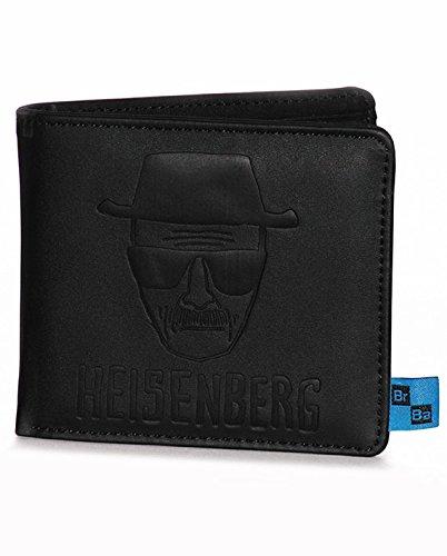 Breaking Bad Leather Portafoglio Wallet Heisenberg Pyramid International