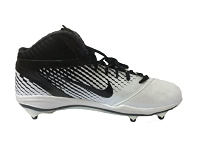 Nike Air Zoom Alpha Talon D Mens Detachable Football Cleats Black by Nike