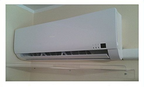 Deflettore condizionatore mensola per deviare getto d for Climatizzatori amazon