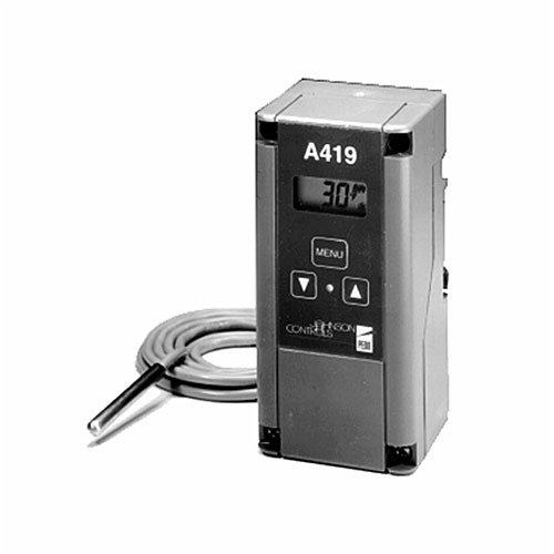 Johnson Controls A419GBF-1C - Electronic Temp Control