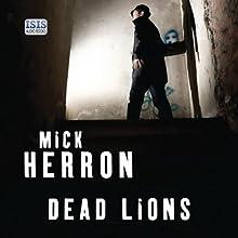 Dead Lions Audiobook by Mick Herron Narrated by Seán Barrett