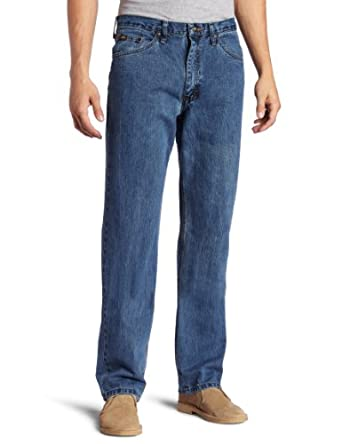 Lee Mens Premium Select Regular Fit Straight Leg Jean, Vintage St, 34x32