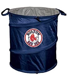 Boston Red Sox Trash Can Cooler/Laundry Hamper - MLB Baseball