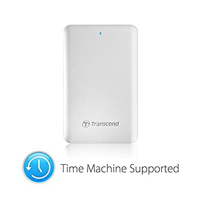 Transcend 2TB Thunderbolt USB 3.0 External Hard Drive SJM300 for MAC (TS2TSJM300)