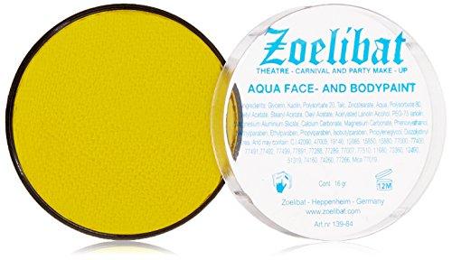 Zoelibat, Colore per trucco ad acqua, per viso e corpo, Beige (871), 16 g