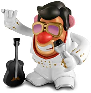 "Elvis Presley ""Elvis Live"" Mr. Potato Head"