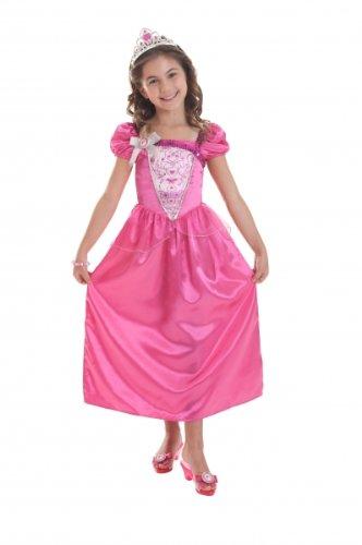 Barbie™-Prinzessin Kostüm für Mädchen -
