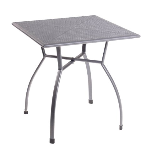 greemotion-Tisch-Toulouse-416395-ca-70-x-70-x-72-cm-Gartentisch-fr-Innen-und-Auenbereich-Gs-zertifiziert-Kaffeetisch-mit-wetterfester-Kunststoffummantelung-durch-die-gelcherte-Tischplatte-luft-Regenwa