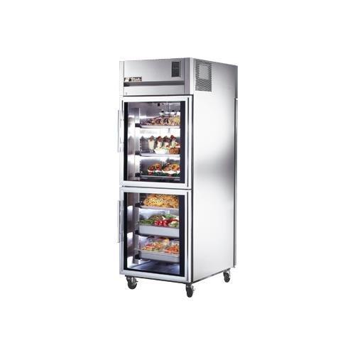 Pass Through Refrigerator Glass Door