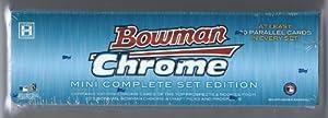 2013 Bowman Chrome Baseball Mini Factory Set - Sealed - 30 Refractor Parallels