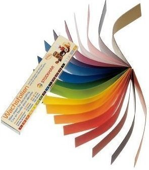 Stockmar Decorative Modelling Beeswax - 18 colors - 200 x 40 mm (Modeling Beeswax compare prices)