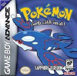 Nintendo-Pokemon Sapphire