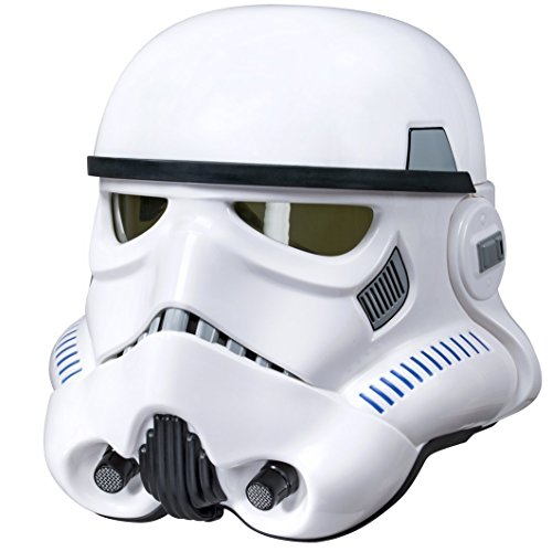 Star Wars - Casco de Stormtrooper Black Series (Hasbro B9738EU4)