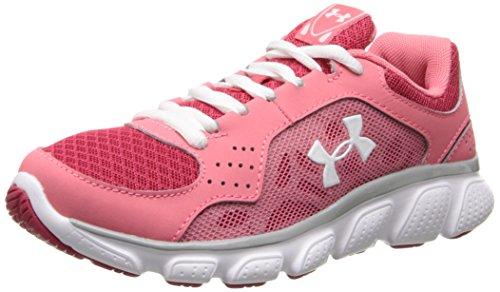 Under Armour Little Girls' Pre-School UA Assert IV Running Shoes 2 Success (Under Armour Assert Ii compare prices)