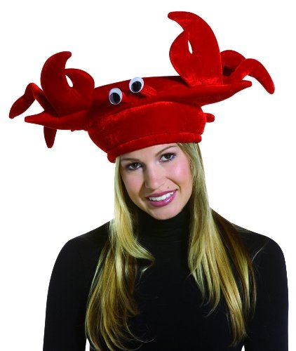Crab Costume Hat