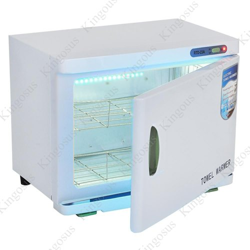 Best Review Of UV Sterilizer Towel Warmer Cabinet w Rack Salon Spa Nail Facial Tattoo Beauty