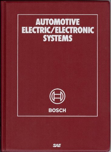 Automotive Electric/Electronic Systems