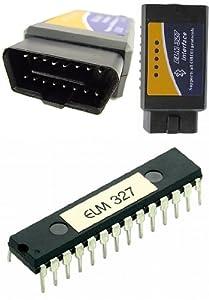 XiTech ELM327 Bluetooth OBDII OBD2 Diagnostic Scanner CAN ELM 327 Scan Tool Check Engine Light Car Code Reader