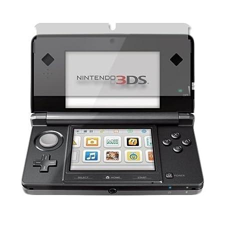 Skinomi TechSkin - Screen Protector Shield for Nintendo 3DS + Lifetime Warranty