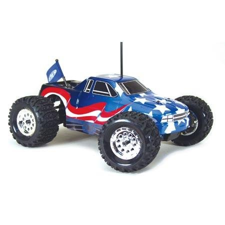 Team Associated 20110  4WD RTR Mini Monster Truck RC RC18MT