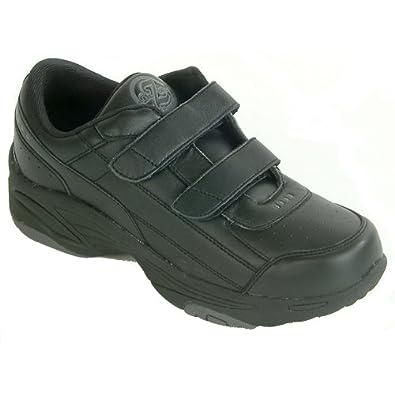 Buy Dr Zen Sport 2 Ladies Therapeutic Diabetic Extra Depth Shoe Leather Velcro by Dr. Zen