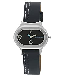Fastrack Neon Analog Black Dial Womens Watch - 2394SL02