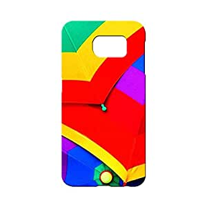 BLUEDIO Designer 3D Printed Back case cover for Samsung Galaxy S7 Edge - G3857