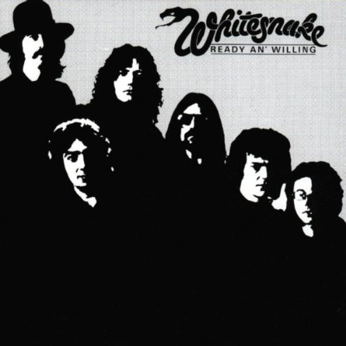 Ready & Willing by Whitesnake