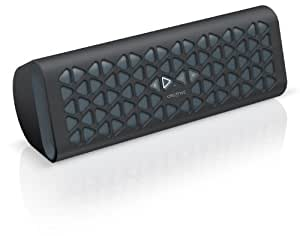 CREATIVE MEDIA Creative MUVO 20 ブラック NFC Bluetooth ポータブルスピーカー スピーカーフォン SP-MV20-BK