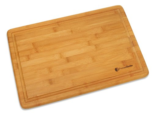 how to clean bamboo cutting board