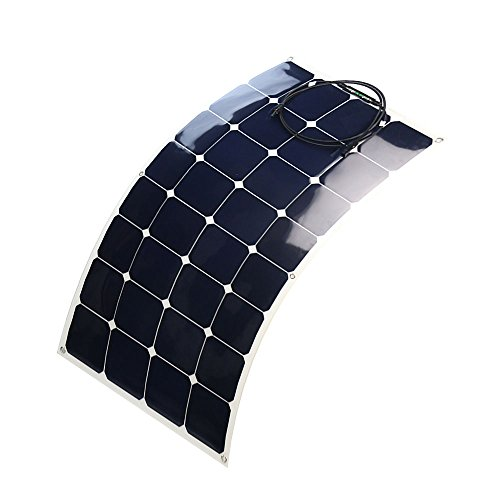 (VIDEO Review) ALLPOWERS 100W Bendable Solar Panel Charger Water/ Shock/ Dust Resistant Power Sunpower Solar Charger for RV Boat Cabin Tent  Best Deals ...  sc 1 st  BOOMSbeat & VIDEO Review) ALLPOWERS 100W Bendable Solar Panel Charger Water ...