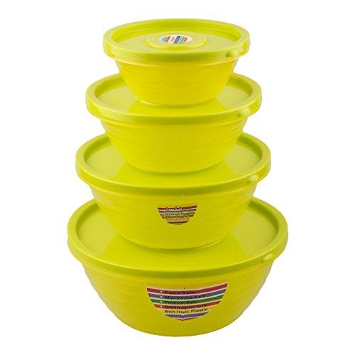 Kitchen storage container set 1500 ml 900 ml 600 ml for Decor 900ml container